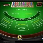 Pros and Cons of playing online Baccarat